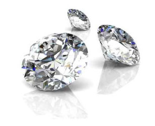 「ハイクオリティー」&「ロープライス」のダイヤモンド>